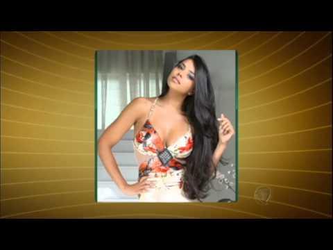 Esposa de Oswaldo de Oliveira surpreende com foto sensual na internet   Vídeos   R7