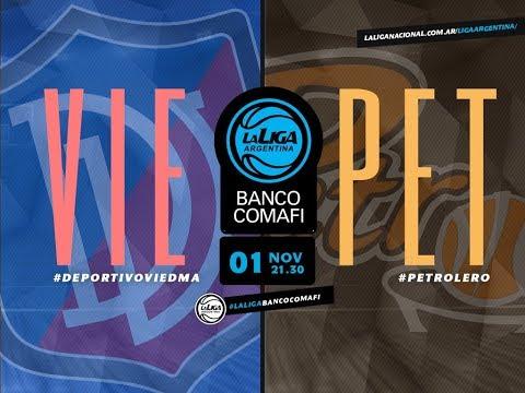 #LaLigaArgentinaBancoComafi | 01.11.2018 Deportivo Viedma vs. Petrolero