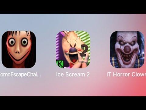 Ice Scream 2 New Pennywise Gameplay Update Game Cream Trailer Episode Walkthrough Keplerians Mobile
