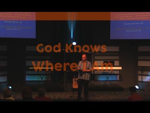 God Knows Where I Am [John Palmer, 8-28-16]