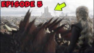 Игра Престолов. 5 эпизод - самая бредовая битва!