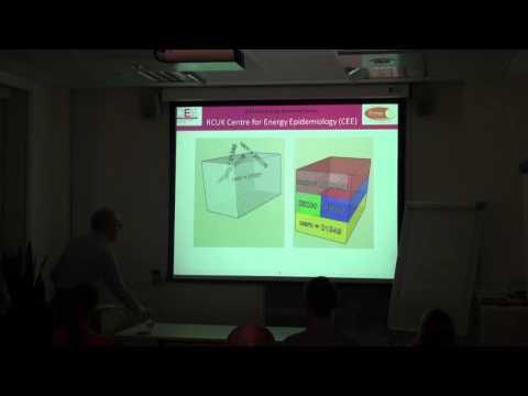 'Energy Epidemiology: understanding energy demand through population-level analyses'