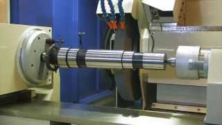 Jainnher JHP-3506 CNC cylindrical grinding machine
