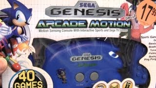 Game | CGR Undertow SEGA GENESIS ARCADE MOTION DUAL Hardware Review | CGR Undertow SEGA GENESIS ARCADE MOTION DUAL Hardware Review