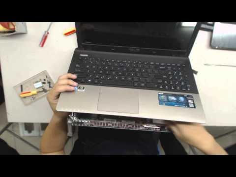 Vệ sinh Laptop Asus K55