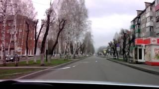 Автомобильный планшет LEXAND SB5 PRO HDR - видео 480р (режим облачно)