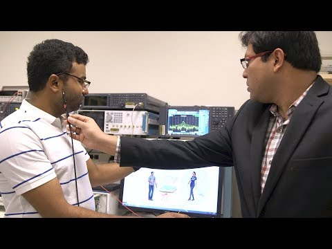 Prototype system uses body for secure bio-communication