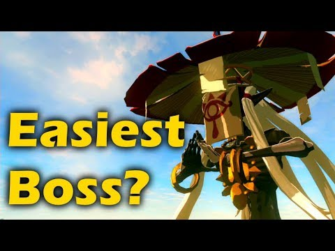 Actually The EASIEST Boss in Breath of the Wild?