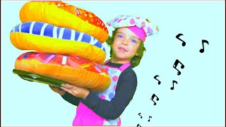 As Makar pancakes cooked Song  for Kids
