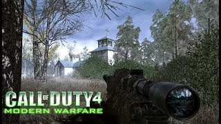 "Call of Duty 4 - Modern Warfare : Act 2 - ""ALL GHILLIED UP"" Walk-through HD Gameplay in 2017"