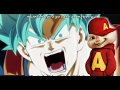 watch he video of Dragon Ball Super-new opening song-(the chipmunks version)