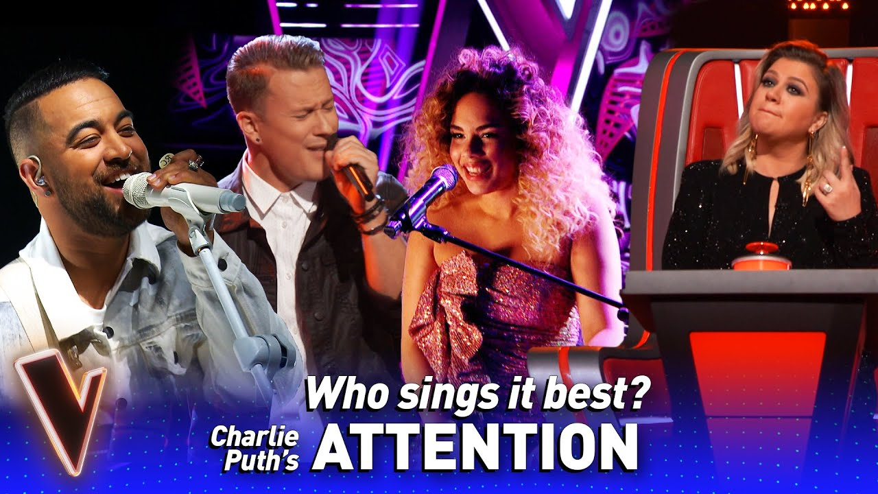 Charlie Puth's Attention: The best covers in The Voice | Who sings it best? #19