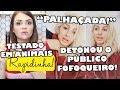 😡FURIOSA, YOUTUBER DETONA PÚBLICO DE CANAIS DE FOFOCA | KAROL PINHEIRO EXPLICA PUBLI