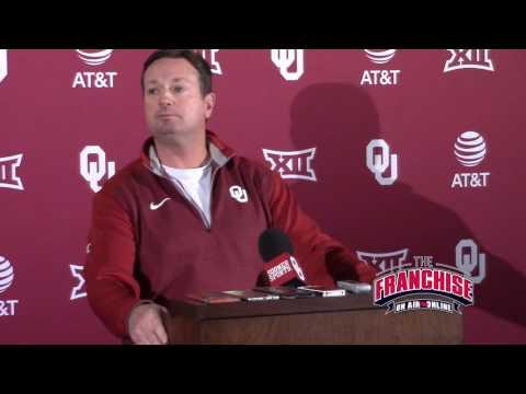 Bob Stoops 11/28 Bedlam Press Conference