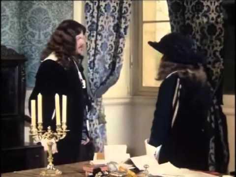 """Louis XIV et Colbert  """"La prise de pouvoir par Louis XIV"""" de Rosellini"""