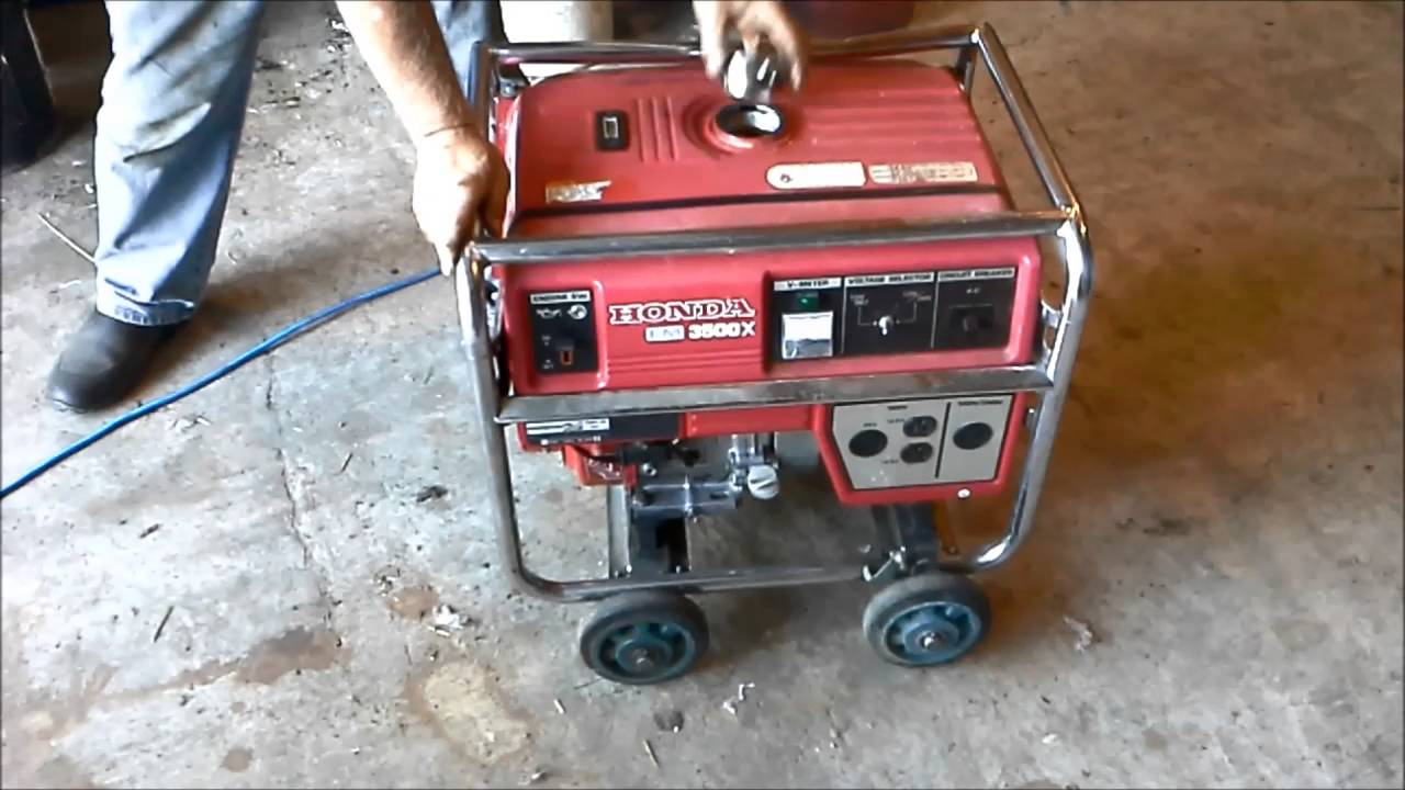 Honda 3500 W Generator