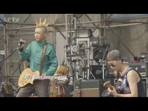 Lure (誘導社)@ Beijing Strawberry Music Festival 2014