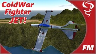 Shiny Cold War Plane! - Simple Planes (Build)