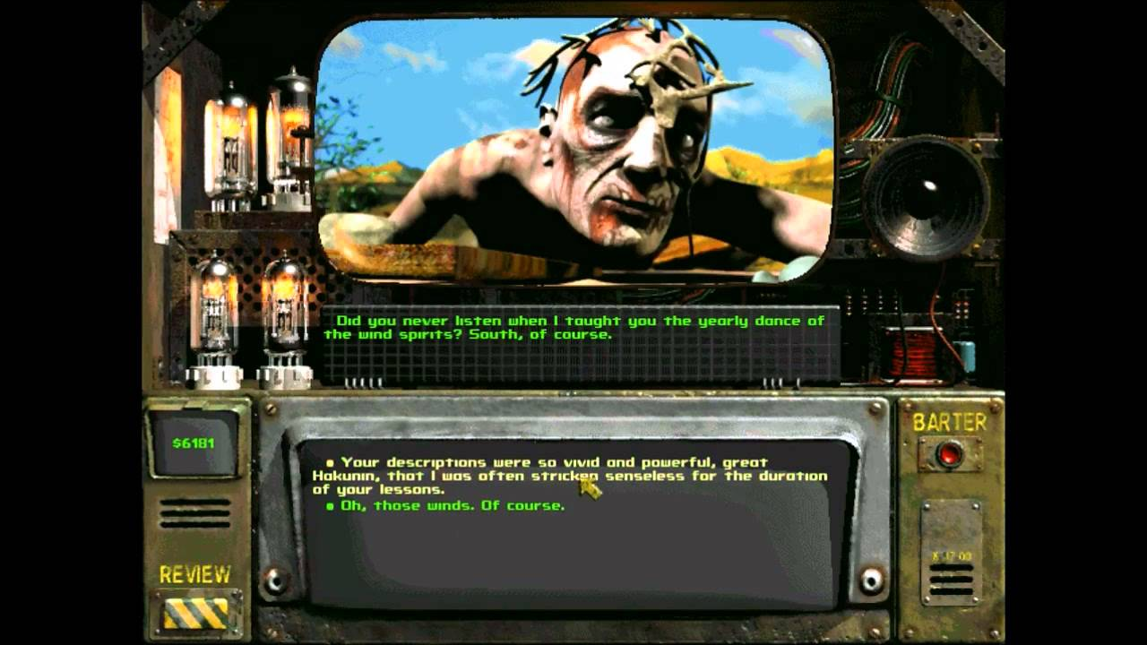 Let's Play Fallout 2: Restoration Project - 58 - Arroyo?