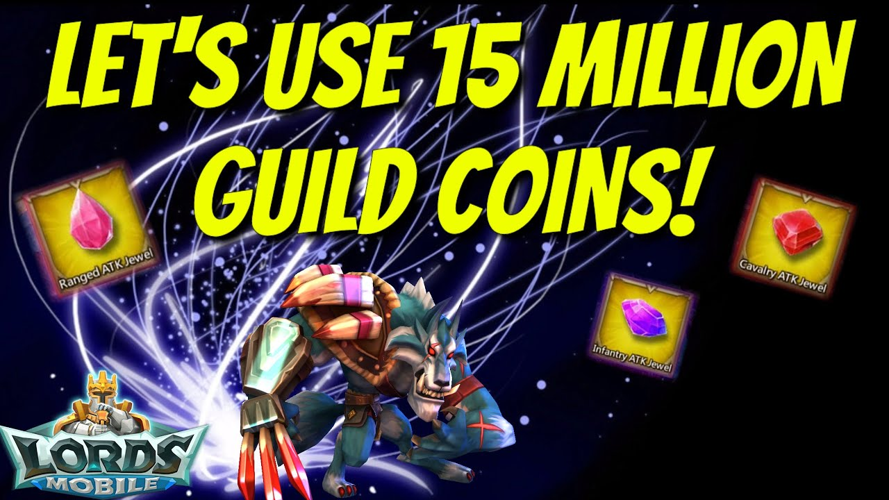 lords mobile guild coins