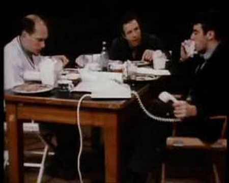 F.F.Coppola kisses Don Corleone's hand!