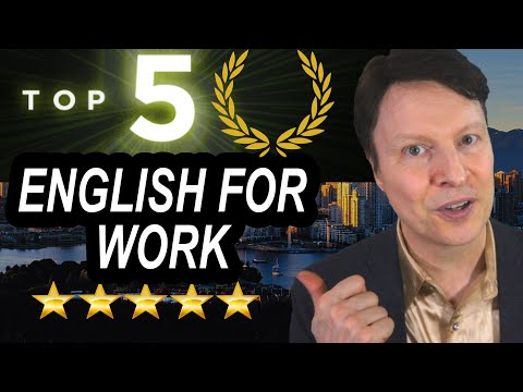 Learn English for Job ⭐⭐⭐⭐⭐   speak like a native   American Accent   Business English 24