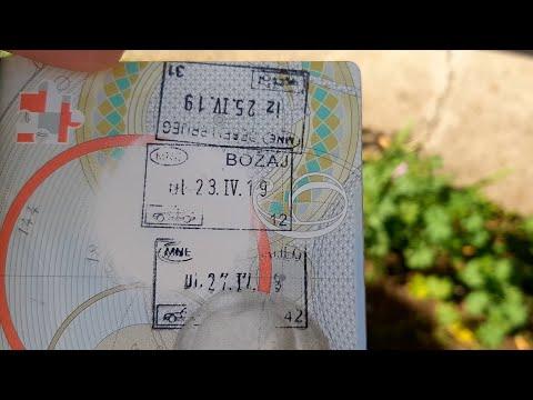Dubrovnik Croatia  To Podgorica 🇭🇷  🇲🇪Montenegro Bus Coach Journey - Debeli Brijeg - Buy Ticket