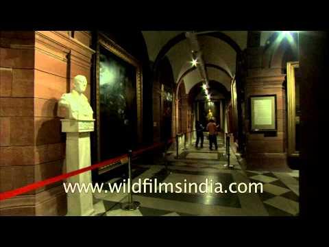 Wax statue of the Hon'ble President of India Shri Pranab Mukherjee