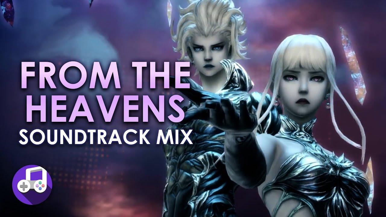 FFXIV OST - Music Best of Mix - Final Fantasy 14 Original Soundtrack -  Stormblood