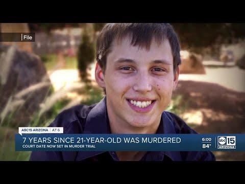 Murder trial set for next year