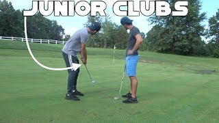 Matt Vs. Stephen Junior club edition Video