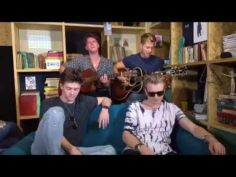 The Vamps sad song acoustic