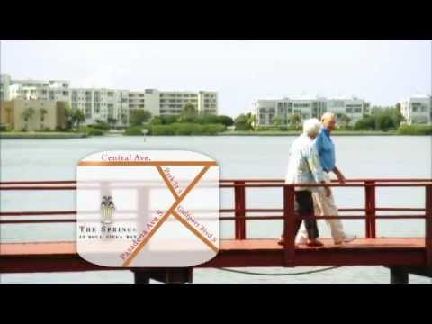 The Springs at Boca Ciega Bay Promotional Video - Husband and Wife