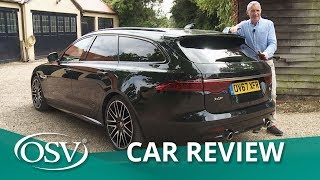 Jaguar XF 2018 Car Review - Will it keep the BMW 5 Series at bay?