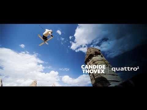 Candide Thovex - quattro 2