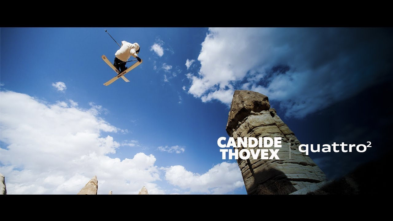 candide thovex quattro 2 youtube. Black Bedroom Furniture Sets. Home Design Ideas
