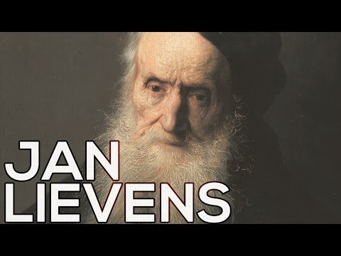 Jan Lievens: A collection of 80 paintings (HD)