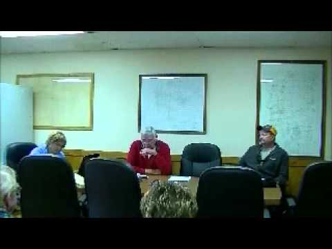 Odon Town Council Special Meetings April 9, 2014 Chapter 4