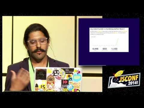 Kawandeep Virdee: Open Web Art: JS for Interactive, Collaborative, and Hackable Art [JSConf2014]