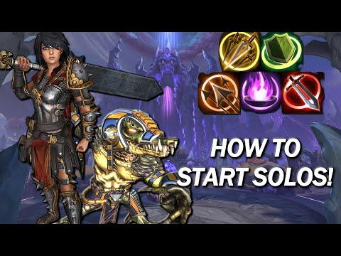 HOW TO START SOLO LANERS! (Smite Solo Guide)