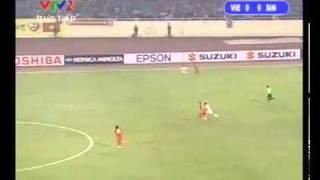 Việt Nam vs Singapore 1-0
