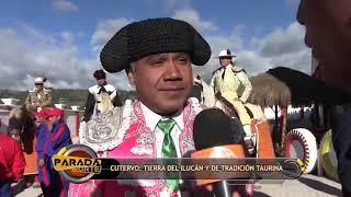 PARADA NORTE CUTERVO: TIERRA DEL ILUCÁN Y DE TRADICIÓN TAURINA