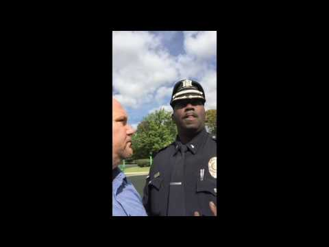 Interview with Lt. Zsakhiem James from the Camden County NJ Police Department