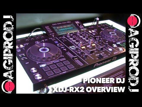 PIONEER DJ XDJ-RX2 Controller Overview | NAMM18 - Agiprodj.com