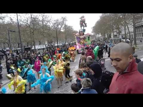 Carnaval brasileiro em frança