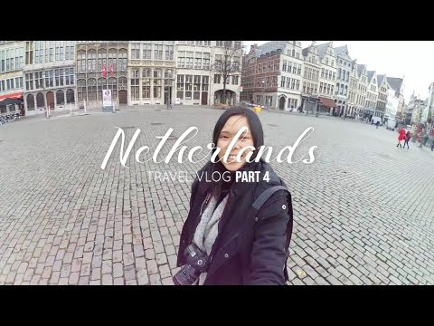 Netherlands Travel Vlog | Part 4 ✈ (Germany + Belgium)