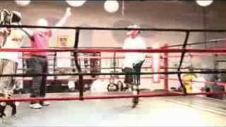 LIU-US Open Teen Sanshou by USASKF