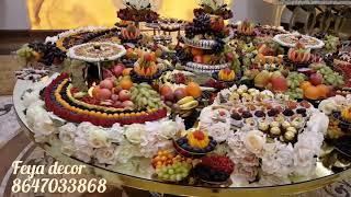 Свадебный фуршетный стол в Triumph эвент холл. 89647033868