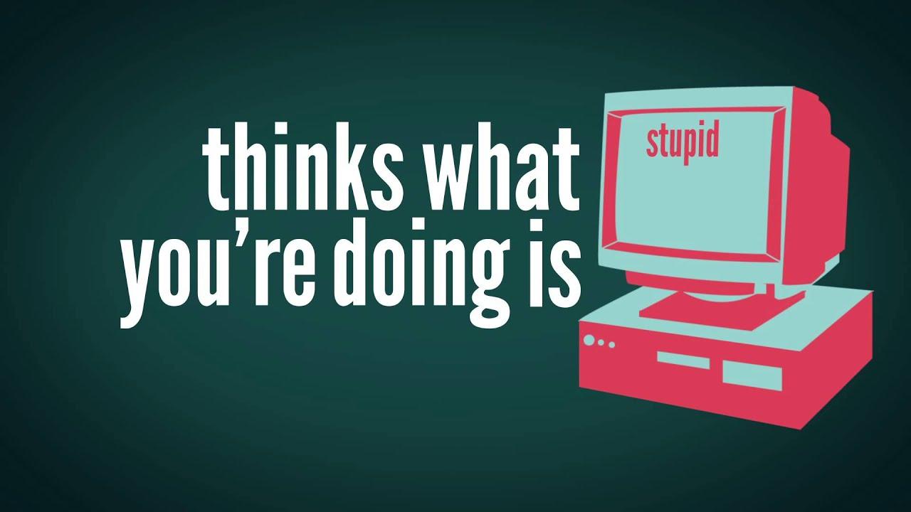 Make Good Art Kinetic Typography - YouTube
