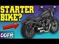 The Harley Sportster as a Starter Bike?